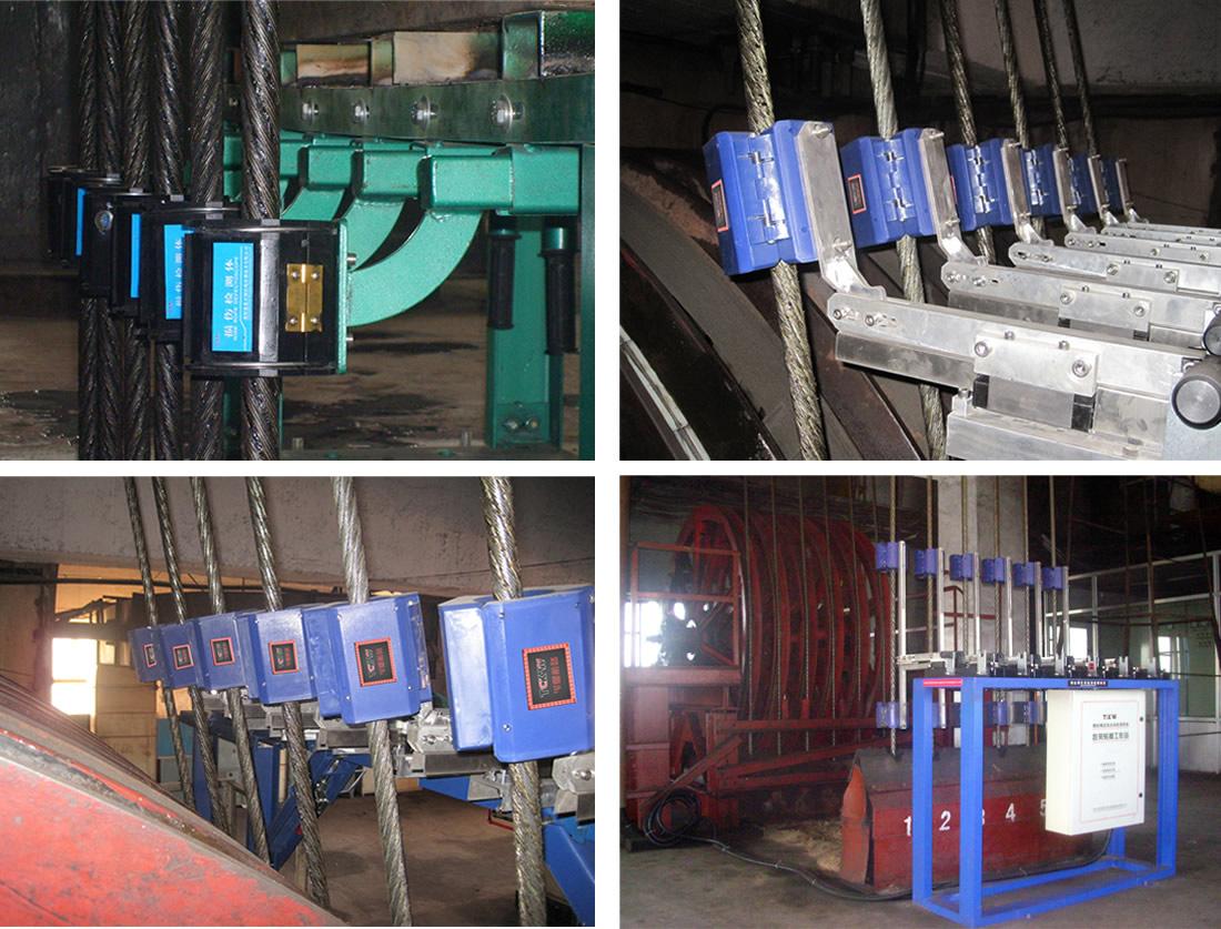 经济管理论文_提升机钢丝绳在线自动监测系统- 洛阳威尔若普检测技术有限公司